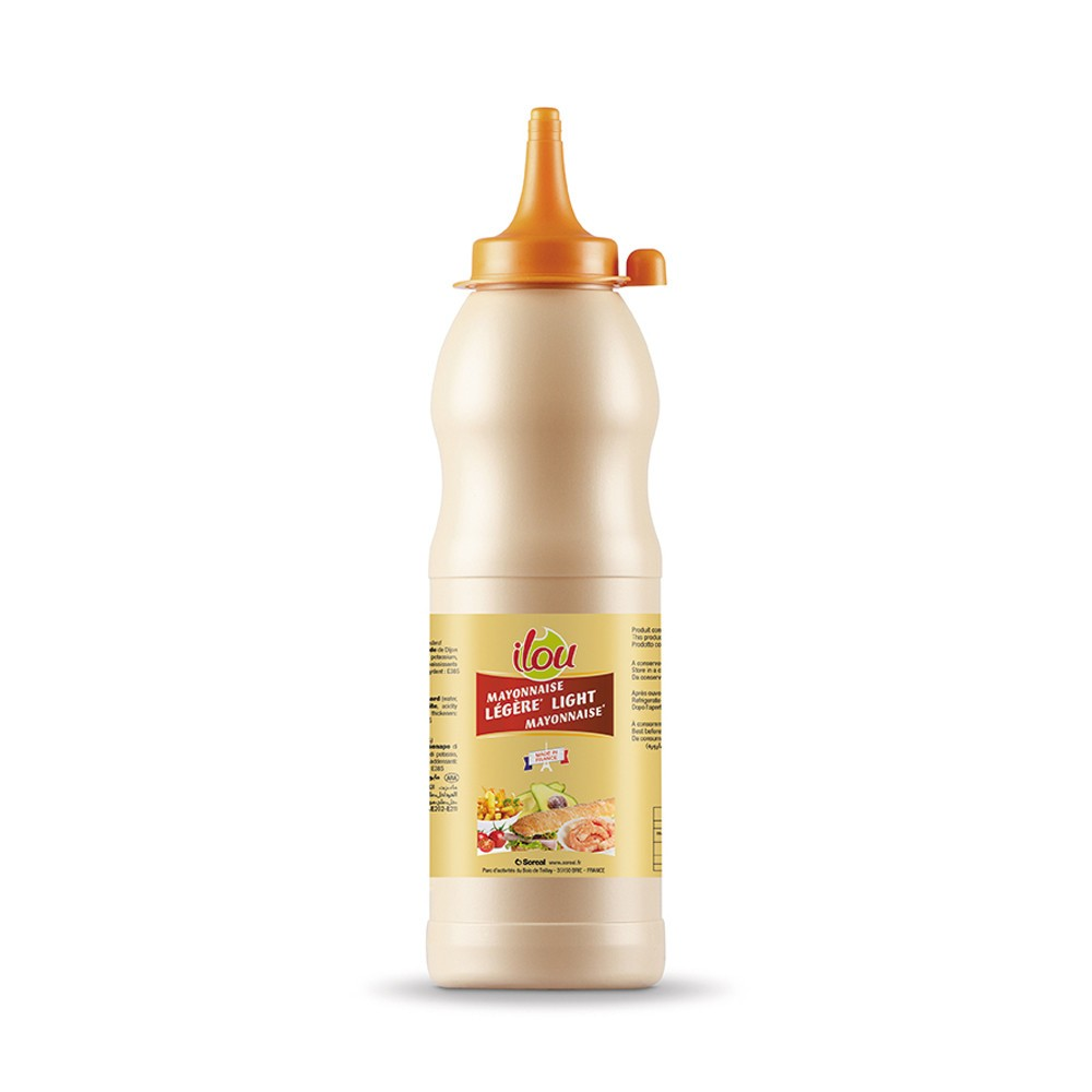 Squeezes_Squeeze-500ml-Mayonnaise_Legere